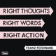 Coverbild Right Thoughts,  Right Words,  Rig - Franz Ferdinand - LP + Download